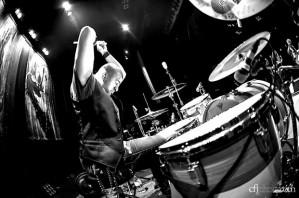 Erik Eldenius of Billy Idol Drummer Blog