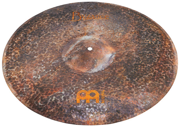 Product Close-Up: Meinl Byzance Extra Dry Thin Ride