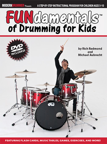 FUNdamentals of Drumming Cover