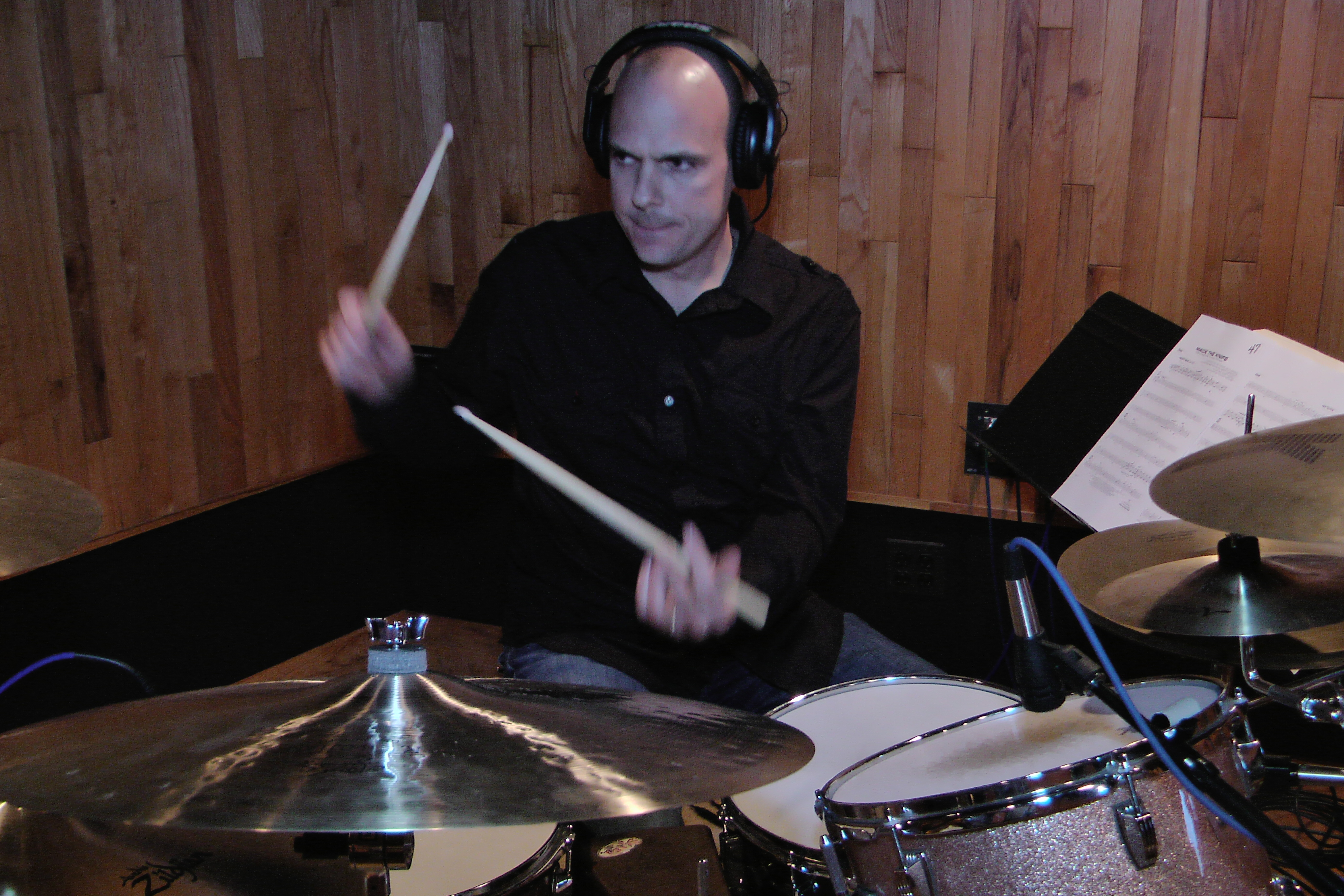 Jazz Drummer's Workshop: Stick Control Revisited, Drumset Applications
