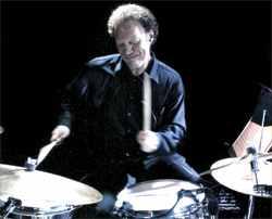 Drummer Frank Briggs