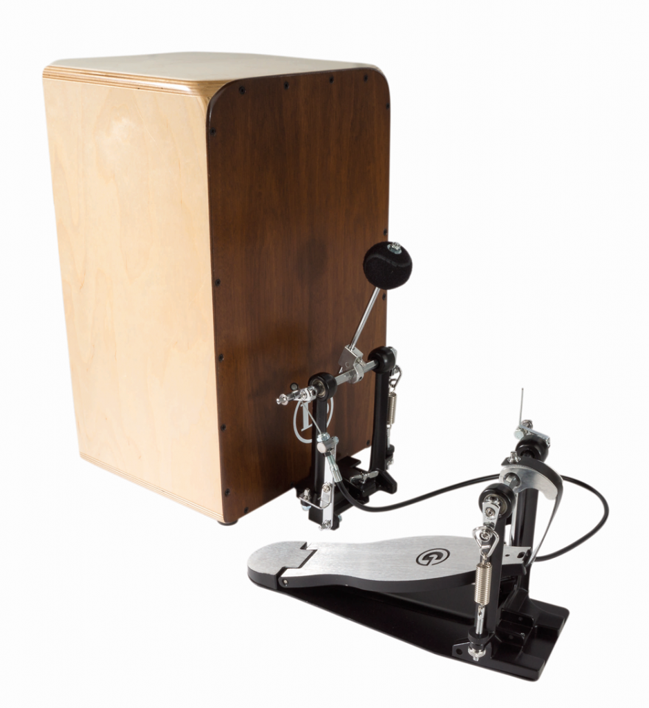 Showroom: Gibraltar Launches Second-Generation Strap-Drive Cajon Pedal