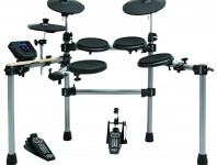 The full-size SD500 five-piece electronic drumkit is said to be ideal for rehearsals, recording, schools, houses of worship, and small to mid-size clubs....