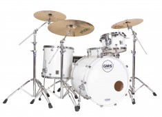 GMS has teamed up with a small factory in Taiwan to produce a more affordable Special Edition drumset built to the company's exact specifications. Click here to check it out!