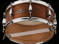 Product Close-Up: Geo. H. Way Tradition Snare Drums (From the Jun...