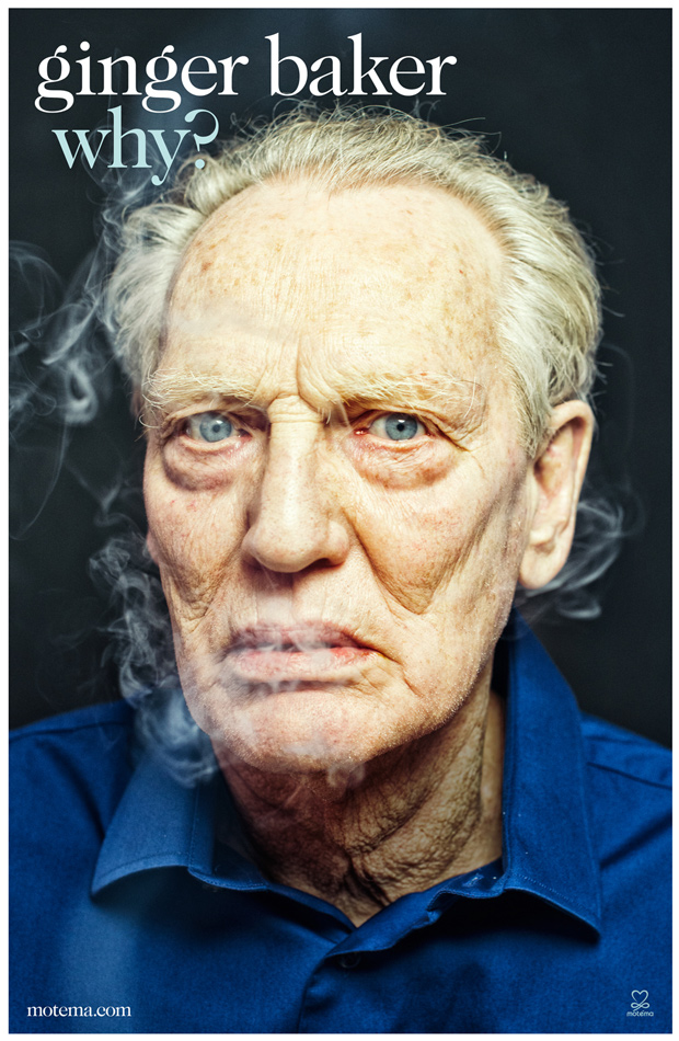 Win a Ginger Baker Prize Package Poster