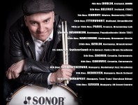 "Drummer Blog: Gabor ""Gabs"" Dornyei on Touring and Being True to Y..."