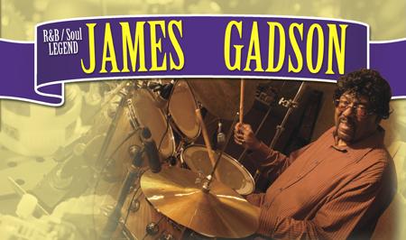 James Gadson: R&B Sound Legend