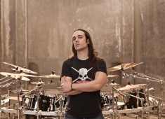 Next Tuesday, May 18, George Kollias, drummer with the death-metal band Nile and one of the most revered instrumentalists in extreme music, is releasing his debut solo album, <em>Invictus</em>. A week early, however, Kollias, Season of Mist records, and <em>Modern Drummer</em> are giving you the ability to stream the album in its entirety....