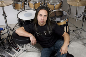 Modern Drummer Education Team Member Jason Gianni