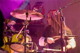 Modern Drummer Education Team Member Jason Gianni