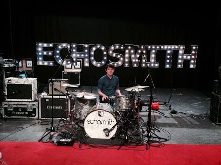 "Drummer Blog: Echosmith's Graham Sierota Talks <em>The Tonight Show</em>, ""You Ought to Know"" Concert, and HALO Awards"