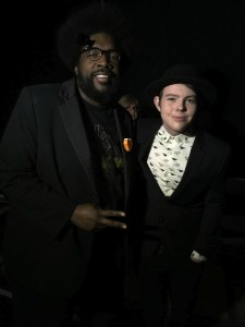 Echosmith Drummer Graham Sierota and Questlove