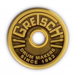 Gretsch Drums Brings Back the Round Badge