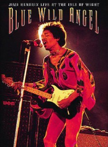 Jimi Hendrix Blue Wild Angel