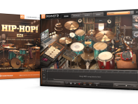 Toontrack has released a third EZX sound library expansion, called Hip-Hop EZX, since the EZdrummer 2 launch in 2014....