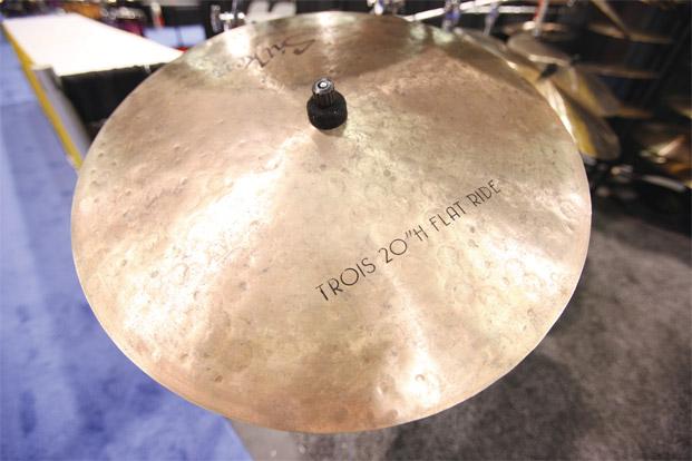 Silken Cymbals
