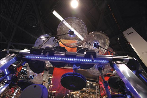 Gen16 AE cymbal system