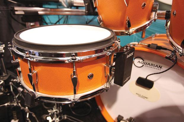 Aquarian inHead drumhead
