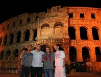 2012 Croatia International Drum Camp