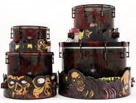 SJC Custom Zombie-Theme Kit