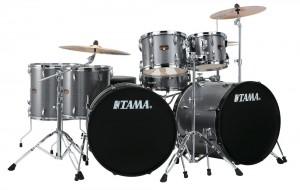 Imperialstar double bass Hard Rock kit