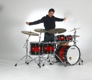 Ian Palmer Drummer | Modern Drummer Archive
