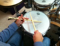 <b>Jazz Drummer's Workshop: The Stick Shot</b>