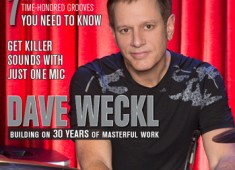 See what's in the January 2015 Issue of <em>Modern Drummer</em> featuring Dave Weckl and where to get it....