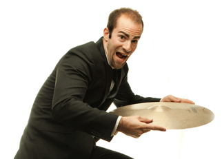 The Wee Trio's Jared Schonig