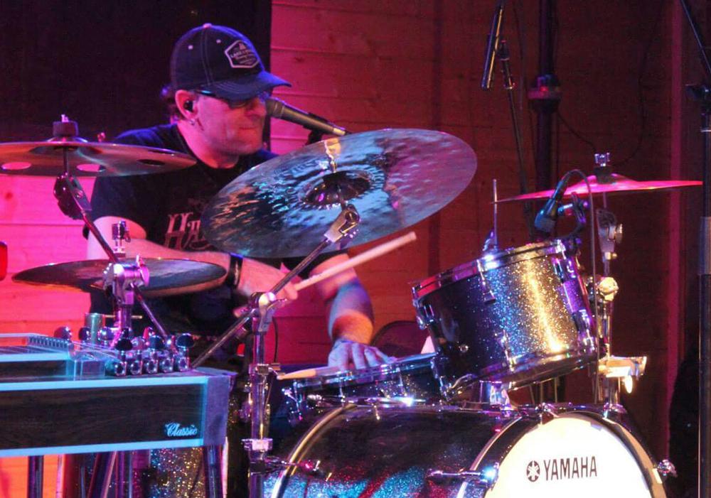 Drummer Jayson Brinkworth