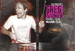 drummer Greg Saunier