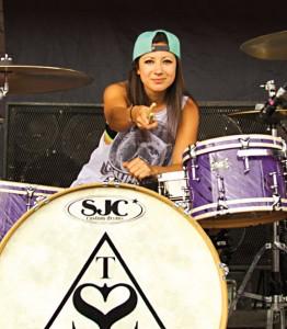 Jess Bowen Drummer | Modern Drummer Archive