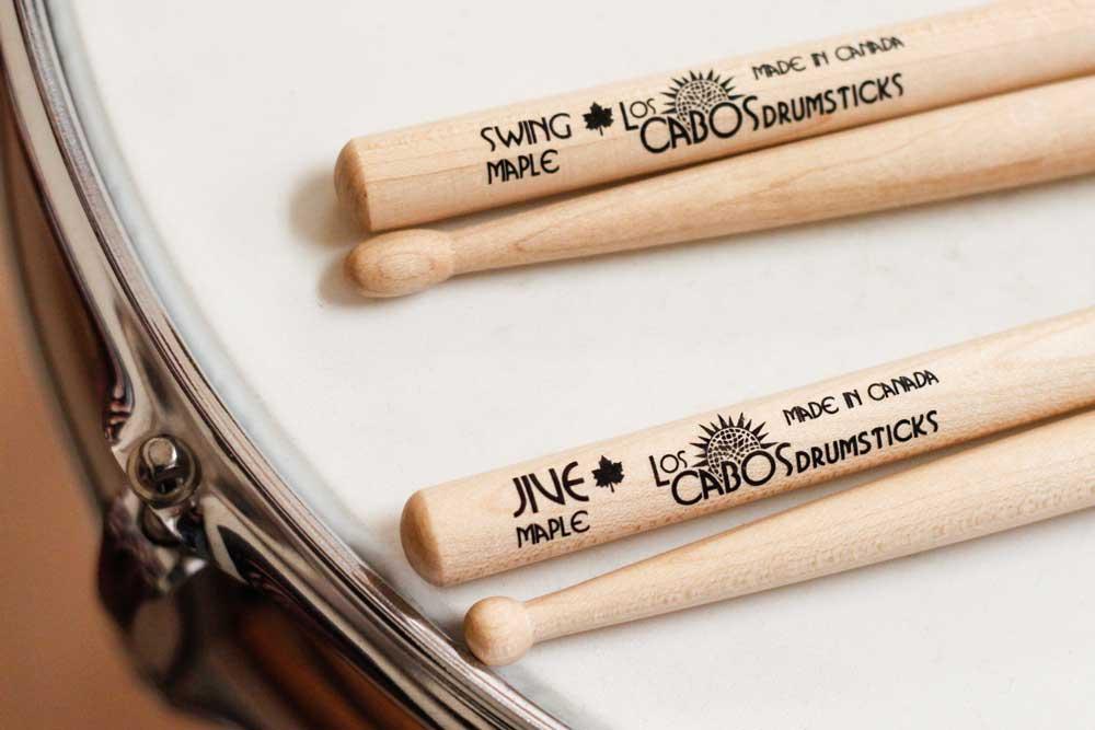Los Cabos Jive and Swing Los Cabos Drum Sticks