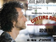 Jojo Mayer DVD Release Party Live Stream!