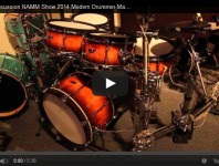 <b>VIDEO - KAT Percussion NAMM Show 2014 New Gear Coverage </b>