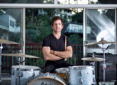 I am a drummer and an entrepreneur. I'm entrepreneurial so that I can keep playing drums. If you want to build and sustain a career today, it'll be helpful if you develop an entrepreneurial spirit, too....