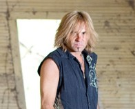 Ken Koudelka of Lillian Axe
