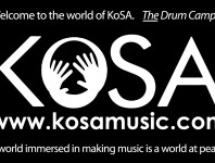 "The 19th KoSA International Percussion Workshop, Drum Camp, and Festival celebrated its annual week of intensive learning, living, and playing with internationally celebrated drum and percussion masters this past July in the serene mountains of Vermont. KoSA co-founders and directors Aldo Mazza and Dr. Jolán Kovács relayed a simple message to all attendees, which was this year's theme, ""I just wanna drum!"" This heartfelt and straightforward sentiment expressed to all the urgency to do what makes you happy in life...."