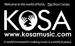 "19th Annual KoSA Drum and Percussion Camp Delivers Clear and Straightforward Sentiment: ""I Just Wanna Drum!"""