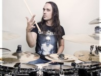 <b>Nile's George Kollias to Conduct Drum Camp in Los Angeles</b>