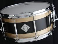 Product Close-Up: Acoutin Custom Metal/Wood Snares