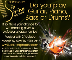 Lee Ritenour Announces All-Star Judges For 4th Bi-Annual Six String Theory Competition