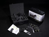 <b>Electronic Review: Lewitt Audio DTP Pro 7 Drum Mic Pack and LCT Condensers (From April 2014 Issue)</b>