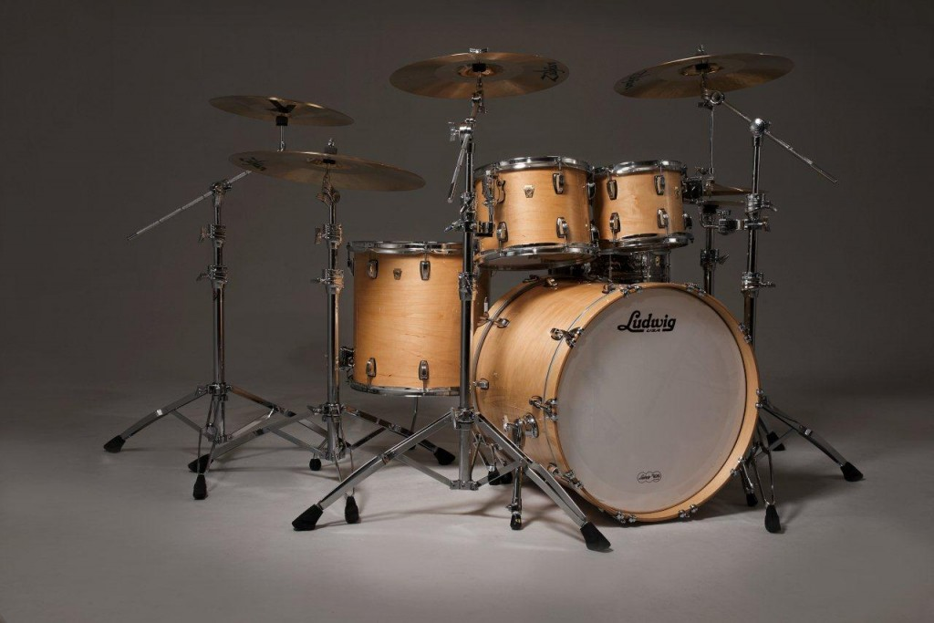 Ludwig Classic Maple Drumset