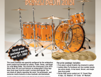 Win a complete set of Ludwig drums and Paiste cymbals fresh from ...