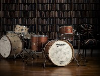 Premier Launches British-Made Modern Classic Drumset