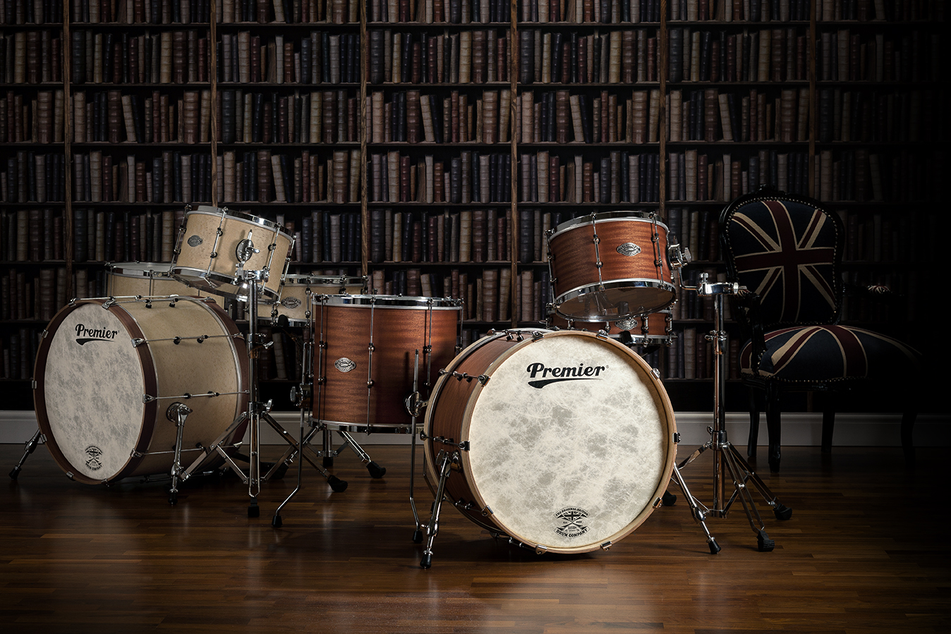 Premier British-Made Modern Classic Drumset