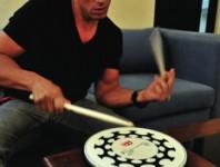 Meinl Fiberglass Didgeridoos and Thomas Lang Practice Pads