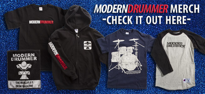 The Modern Drummer Shop